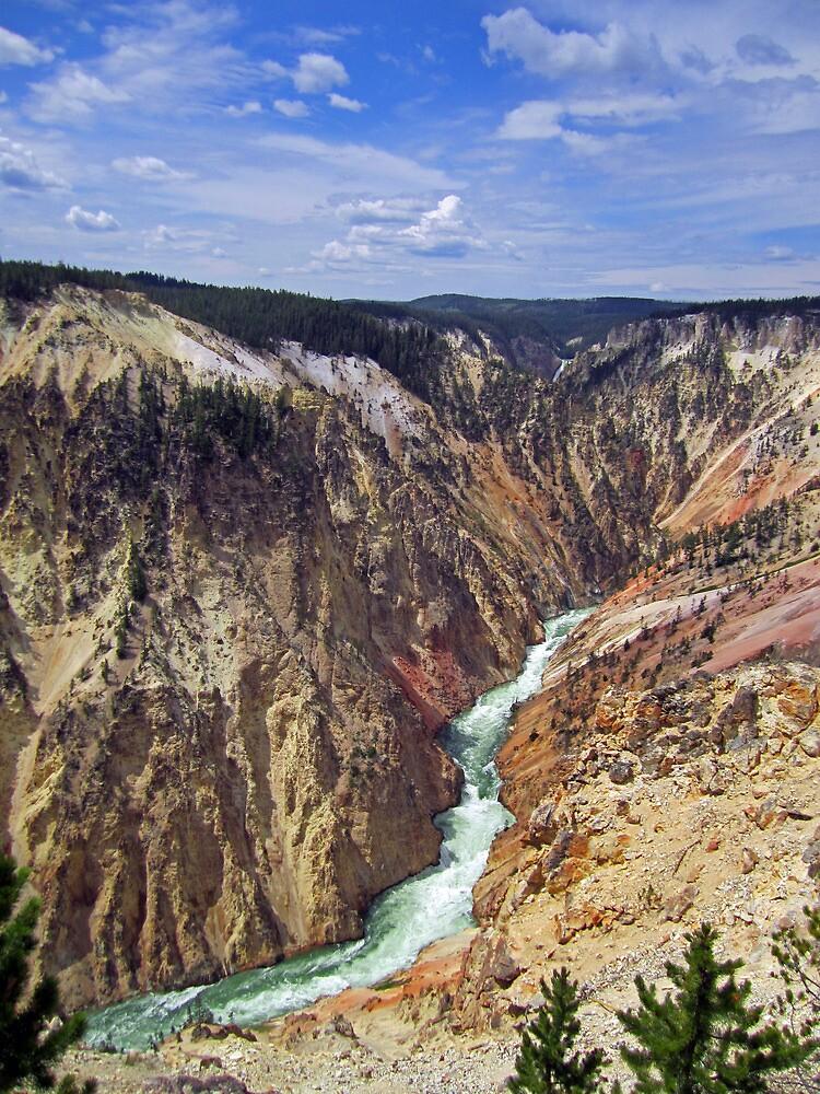 Canyon of Dreams by podspics