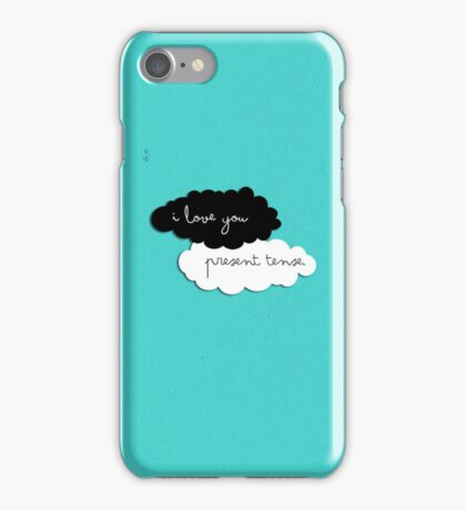 Present Tense iPhone Case/Skin