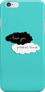 Present Tense by leighsthings