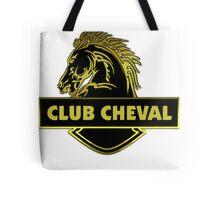 Club Cheval  Tote Bag