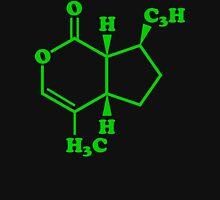 Catnip Nepetalactone Molecular Chemical Formula T-Shirt