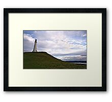 The hoad Framed Print