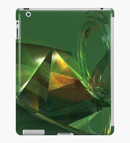 Green Fantasy World iPad Case/Skin