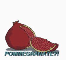 POMEGRANATE?! by Kati9508