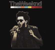 The Weeknd - Untitled by Kuilz