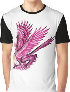 Graciliraptor (without text)  Graphic T-Shirt