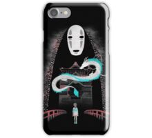 Chihiros's Adventures iPhone Case/Skin