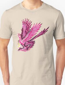 Gynesexual Graciliraptor (without text)  T-Shirt