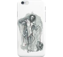 Judgement iPhone Case/Skin
