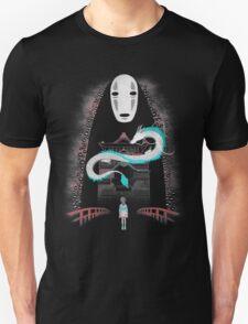 Chihiros's Adventures Unisex T-Shirt