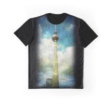 Berliner Fernsehturm Graphic T-Shirt