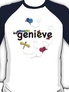 genieve w bugs T-Shirt