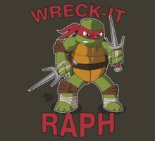 Wreck-It Raph by DrewBird