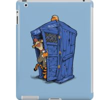 It's Tigger on the Inside iPad Case/Skin
