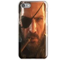 MGSV -  Big Boss' New Story iPhone Case/Skin