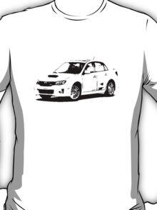 Subaru WRX STI 2011 T-Shirt