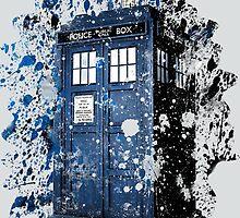 Blue Box Dispersion by mokacat