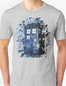 Blue Box Dispersion T-Shirt