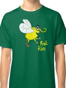 Fruit flies Classic T-Shirt