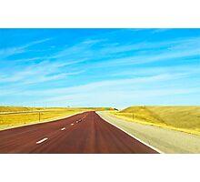 Interstate 25 Photographic Print