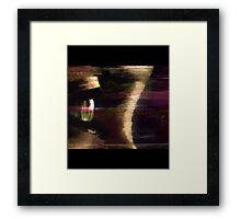 Private Eye Framed Print