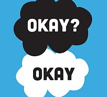 Okay? Okay. by laurenschroer