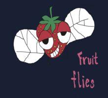 Fruit flies One Piece - Short Sleeve