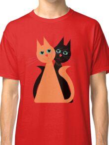 Feline Friends Classic T-Shirt
