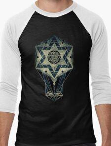 Sacred Geometry for your daily life Men's Baseball ¾ T-Shirt