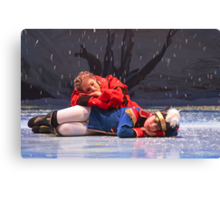 The Nutcracket Ballet Canvas Print