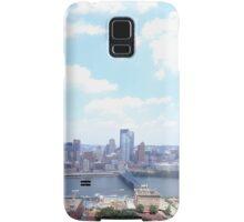 Skyline Samsung Galaxy Case/Skin