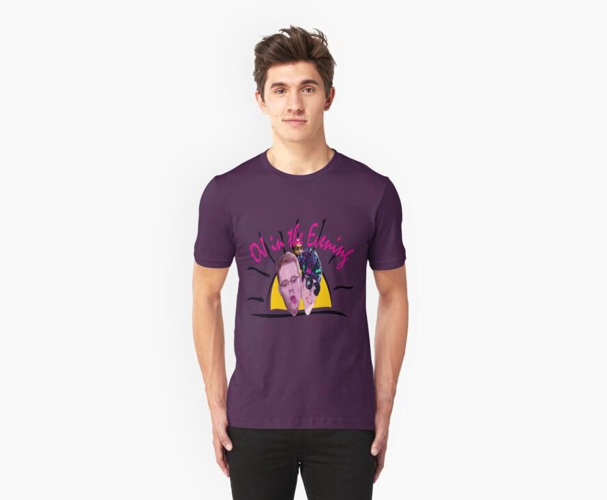 OJ in the Evening: The Shirt by MrJamma