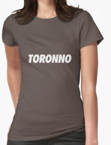 Toronno Womens Fitted T-Shirt