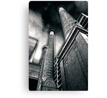 once in Barcelona Canvas Print
