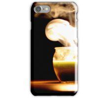 Candle Smoke iPhone Case/Skin