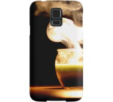 Candle Smoke Samsung Galaxy Case/Skin