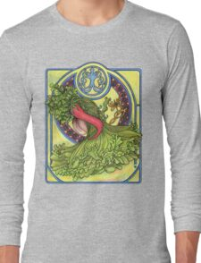 Art nouveau. Spices and vegetables Long Sleeve T-Shirt