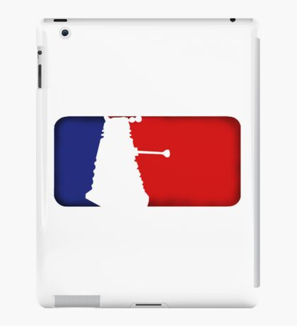 Exterminate V.1 iPad Case/Skin