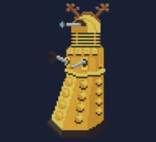 Dalek the Reigndeer Baby Tee