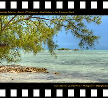 Nostalgia Collection • Islands of The Bahamas • Coral Harbour on New Providence Island by Jeremy Lavender Photography
