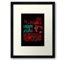 This is my city... Framed Print