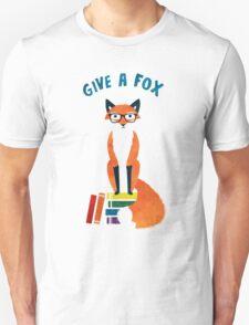 Give a Fox T-Shirt