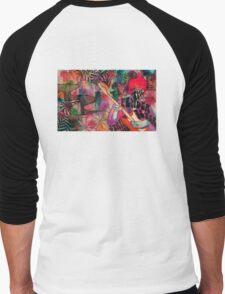 Hendrix fender ad. Men's Baseball ¾ T-Shirt