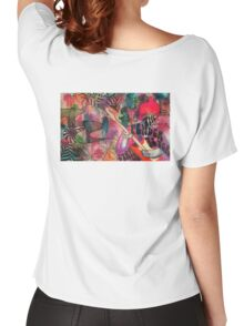 Hendrix fender ad. Women's Relaxed Fit T-Shirt