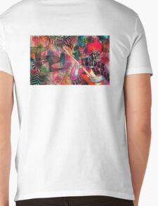 Hendrix fender ad. Mens V-Neck T-Shirt