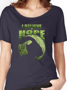 I Believe In Hope Women's Relaxed Fit T-Shirt