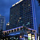 Citywalk Mall & Cityloft Apartments (by night) by Property & Construction Photography