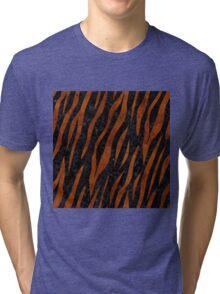 SKN3 BK MARBLE BURL Tri-blend T-Shirt
