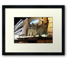 Plaza Indonesia (by night) Framed Print