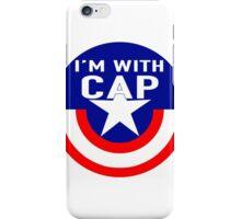 I'm With CAP iPhone Case/Skin